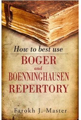 How To Best Use Boger & Boenninghausen Repertory