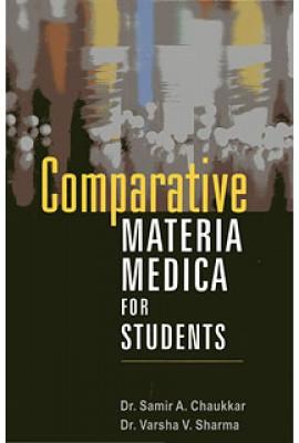 Comparative Materia Medica for Students