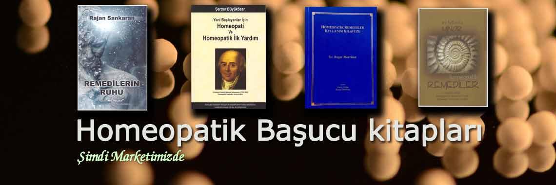 homeopati kitapları
